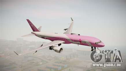 Boeing 757-200 Northwest Airlines Breast Cancer für GTA San Andreas