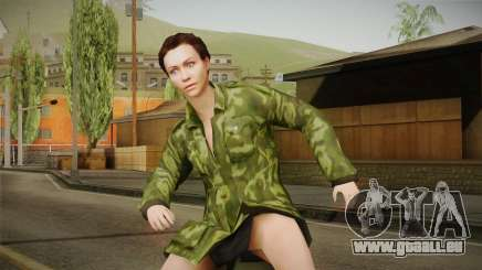 007 Goldeneye Natalya pour GTA San Andreas