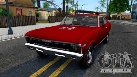 Chevrolet Nova SS für GTA San Andreas