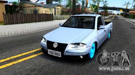 Volkswagen Saveiro G4 für GTA San Andreas
