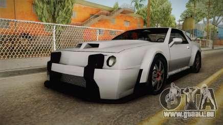 Razors Buffalo für GTA San Andreas