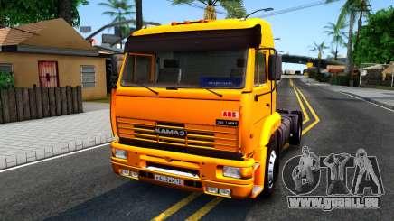 KamAZ 5460 v2. pour GTA San Andreas