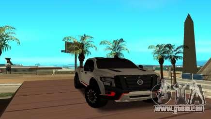 Nissan Titan für GTA San Andreas