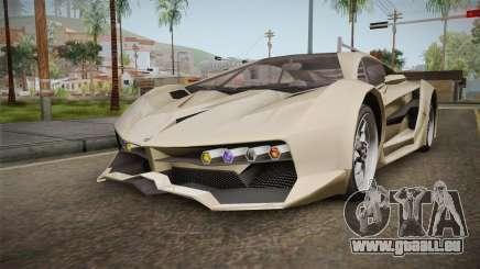 GTA 5 Pegassi Lampo 2017 pour GTA San Andreas