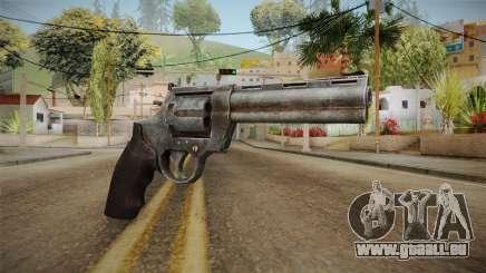 Survarium - Magnum Revolver pour GTA San Andreas