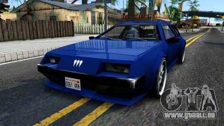 Deluxo SA Restyle für GTA San Andreas