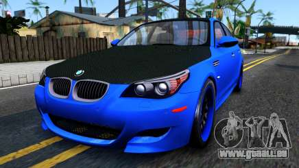 BMW E60 M5 pour GTA San Andreas