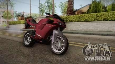 EFLC TLaD Pegassi Bati 801 v2 für GTA San Andreas