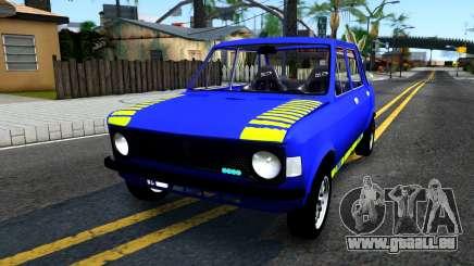Fiat 128 v2 für GTA San Andreas