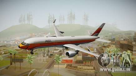 Boeing 757-200 Pacific Southwest Airlines für GTA San Andreas