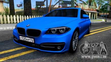 BMW 520i F10 für GTA San Andreas