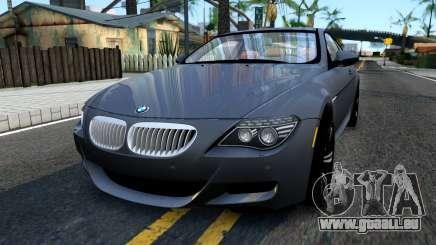 BMW M6 2005 pour GTA San Andreas