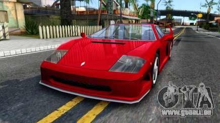 New Turismo für GTA San Andreas