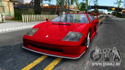 New Turismo pour GTA San Andreas
