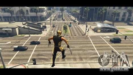 GTA 5 Wolverine V 1.0 BETA