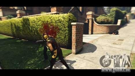 GTA 5 Wolverine V 1.0 BETA zweite Screenshot