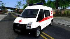 "Ford Transit ""Ambulance"" pour GTA San Andreas"