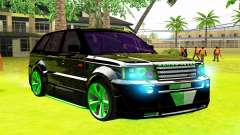 Land Rover Range Rover Sports Light Tuning