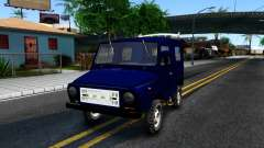 LuAZ 969М Suite