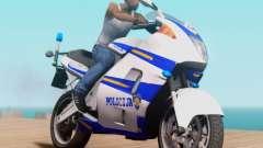 Croatian Police Bike pour GTA San Andreas