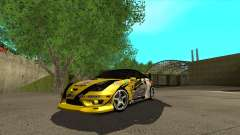 Toyota Celica Tunable pour GTA San Andreas