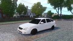 Lada Priora Hatchback für GTA 4