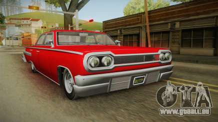 GTA 5 Declasse Voodoo 4-door für GTA San Andreas