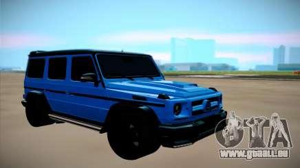 Mercedes-Benz G Brabus pour GTA San Andreas