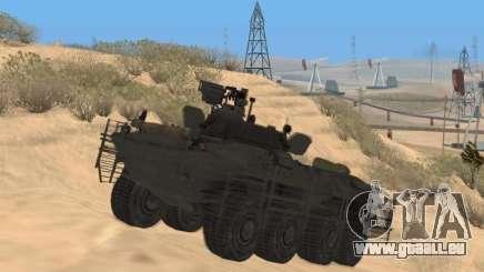Der BTR-90 für GTA San Andreas