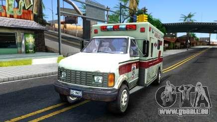 Resident Evil Ambulance pour GTA San Andreas