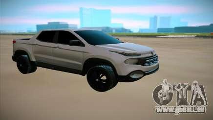Fiat Toro für GTA San Andreas