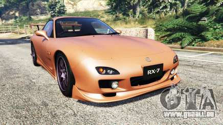 Mazda RX-7 Spirit R Type A (FD3S) 2002 [add-on] für GTA 5