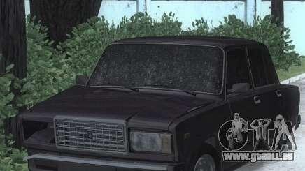 2107 Geschlagen für GTA San Andreas