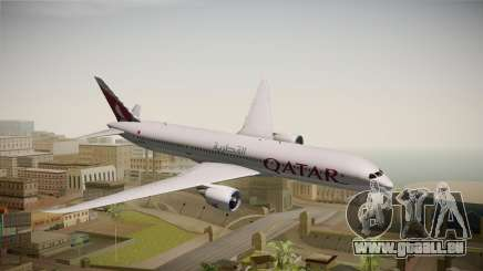Boeing 787 Qatar Airways für GTA San Andreas