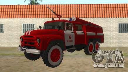 131Н ZIL AC-40 Incendie pour GTA San Andreas