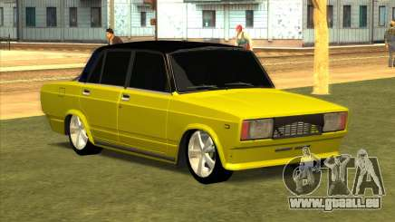 VAZ 2105 Golden Brodyaga Tuned pour GTA San Andreas