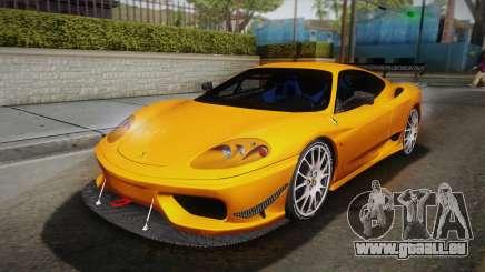 Ferrari 360 Challenge Stradale v3.1 für GTA San Andreas