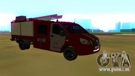 Gazelle Next Fermer für GTA San Andreas