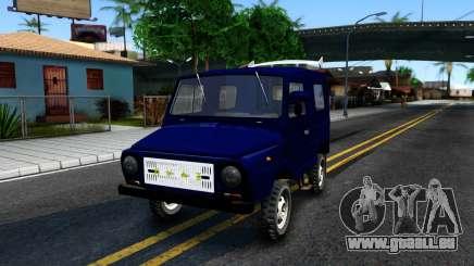 LuAZ 969М Suite für GTA San Andreas