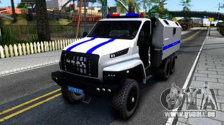 Ural NÄCHSTEN Polizei für GTA San Andreas