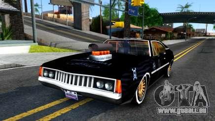 Ken Block Clover für GTA San Andreas