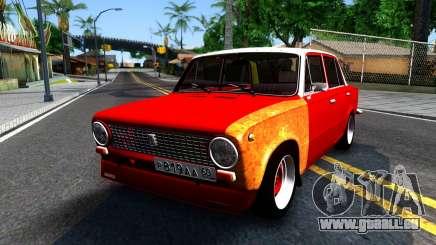 VAZ 2101 V3 GVR für GTA San Andreas