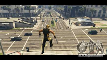 Wolverine V 1.0 BETA für GTA 5
