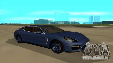 Porshe Panamera GTS für GTA San Andreas
