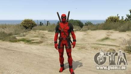 Deadpool 2.0 pour GTA 5