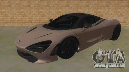 McLaren 720S '17 pour GTA San Andreas