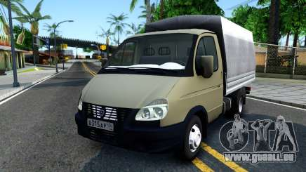 GAZelle Affaires 3302 pour GTA San Andreas