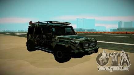 Mercedes-Benz G für GTA San Andreas