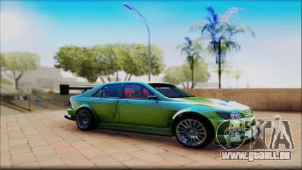 Toyota Altezza RS 200 TRD pour GTA San Andreas