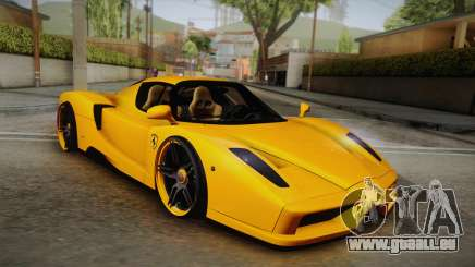 Ferrari Enzo Novitec Rosso für GTA San Andreas